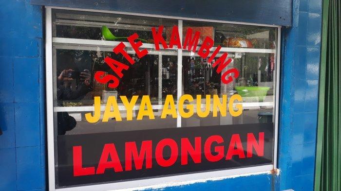 Lezatnya Sate Jaya Agung Lamongan yang Melegenda di Jalan Sabang, Jakarta Pusat