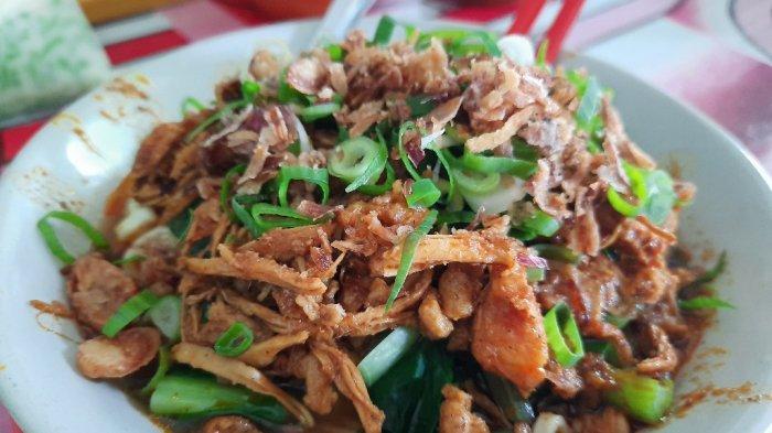 Kelezatan Mie Ayam Bumbu Rendang Legendaris di Depok: Aroma Rempah yang Khas