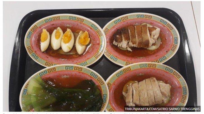 Menjajal Restoran Kekinian Bercita Rasa Oriental di Jakarta, Ada Chicken Rice hingga Bubur Cina