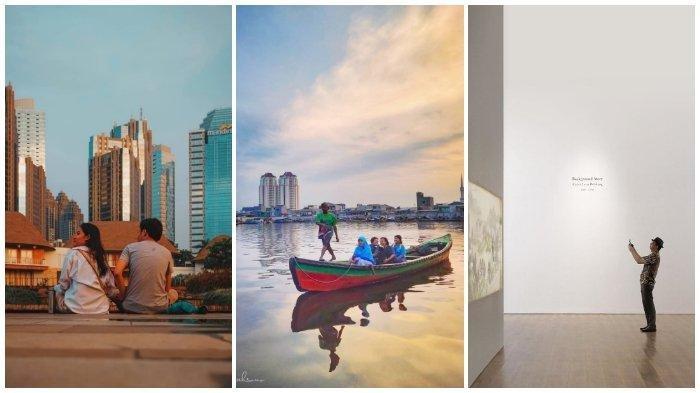 6 Tempat Wisata di Jakarta untuk Liburan Akhir Pekan, Ada Galeri Seni Futuristik yang Instagramable