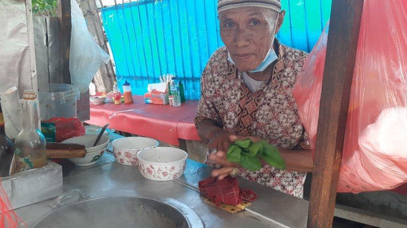 Jualan Sejak 1985 di Gerobak, Mie Ayam Pak Gepeng Jadi Langganan Orang Kaya Pondok Indah