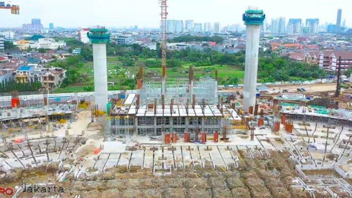 Pembangunan Jakarta International Stadium di Tanjung Priok