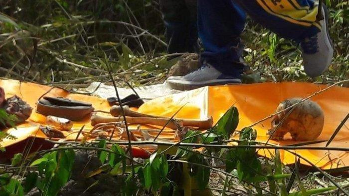 Penemuan Kerangka Manusia di Kepri, Diduga Kuat Gadis yang Hilang Dua Hari Setelah Lebaran Lalu