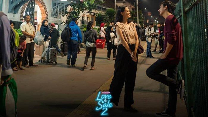 Tayang di Bioskop Mulai Besok, Ini Sinopsis Lengkap Film Love For Sale 2 Dibintangi Della Dartyan