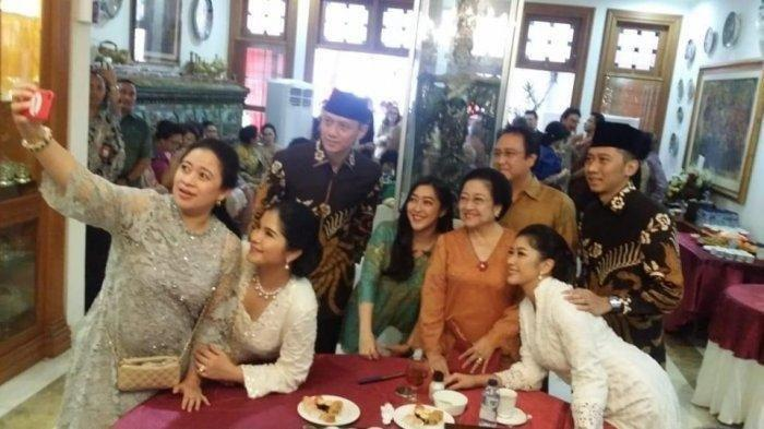 Megawati Dituding Dendam ke SBY dan AHY, Ketua DPP PDIP: Mereka ke Teuku Umar dan Selfie Bersama