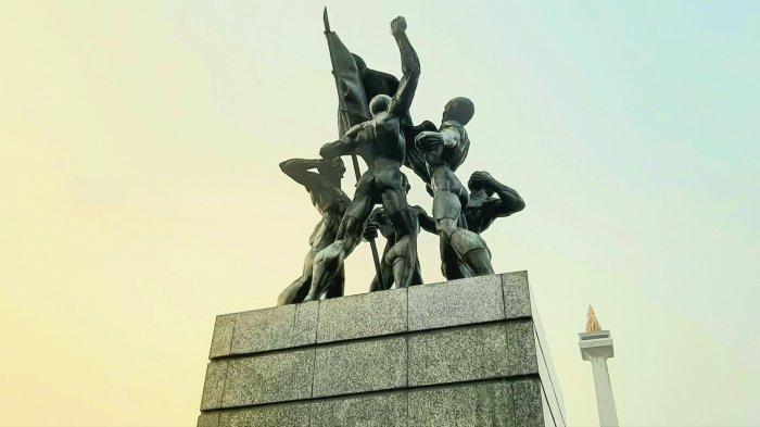 5 Patung Terkenal di Monumen Nasional