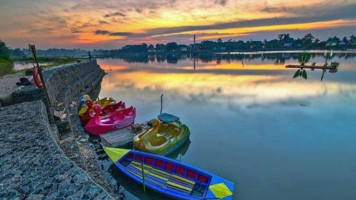 Kisah Cik Upik, Cerita di Objek Wisata Danau Sipin Kota Jambi Yang Melegenda