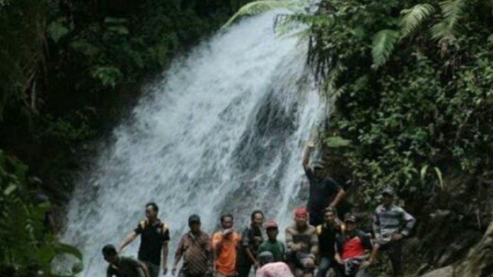 Daftar Wisata Air Terjun di Jambi Buat Kamu Suka Wisata Alam, Ada Air Terjun Bidadari