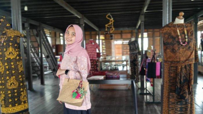 Berbelanja Sambil Berwisata di Balai Kerajinan Selaras Pinang Masak Kota Jambi