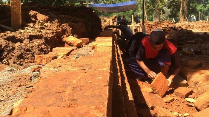 Ternyata Banyak Benda Kuno Bersejarah Ditemukan di Candi Kedaton, Komplek Candi Muarojambi