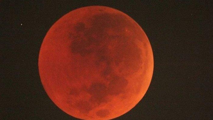 Jangan Ketinggalan, Ini 5 Tips Melihat Gerhana Bulan Total Pada Rabu, 26 Mei 2021