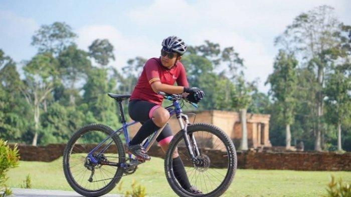 Bisa Pakai Sepuasnya, Keliling Pakai Sepeda di Kawasan Candi Muarojambi, Hanya Rp 10 Ribu