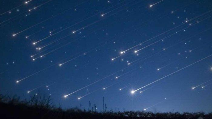 10 Fenomena Alam di Langit Bakal Terjadi Bulan Juni 2021 Lengkap Jadwalnya, Ada Puncak Hujan Meteor