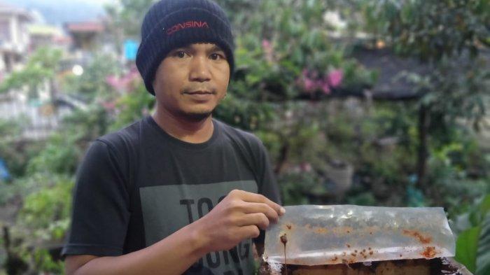 Tribunners Ingin Mencari Madu Trigona, Bisa Mencoba Madu Milik Warga Pulau Tengah Kerinci Ini
