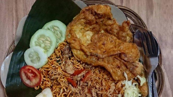 Kuliner Kerinci, Warunk Mamook, Cafe di Kerinci Yang Unik Classic, Banyak Makanan Favorit