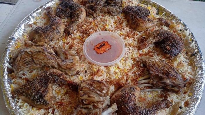 Gurihnya Kuliner Timur Tengah Nasi Kebuli Hadrami, Harganya Pas di Kantong Pecinta Kuliner