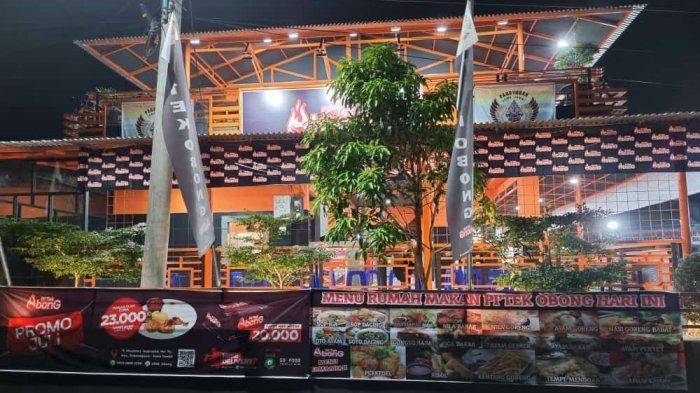 Pite Obong Destinasi Wisata Kuliner Baru di Kota Jambi, Buruan Tribunners Datang ke Tempat Ini