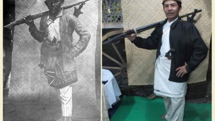 Mengenal Bedil Pak Linggam, Senjata Bersejarah Sarolangun Pernah Membela Kemerdekaan, Masih Disimpan