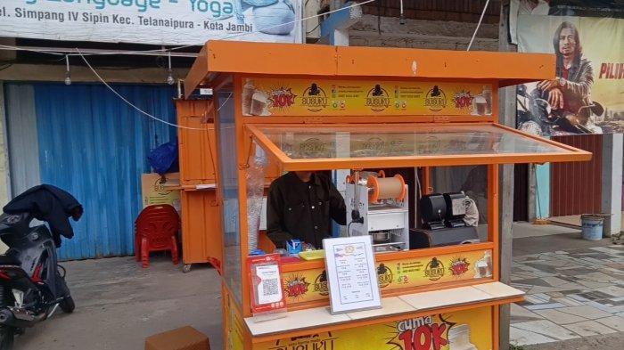 Susuku Minuman Kekinian di Kota Jambi, Perpaduan Susu Murni dan Buah Kurma