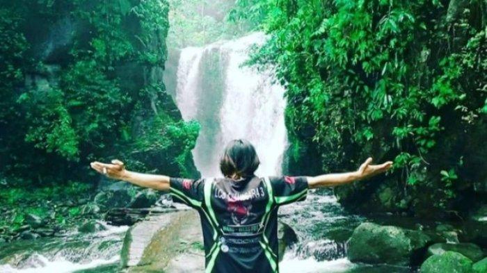 Wisata Jambi, Desa Tanjung Berugo di Merangin Terdapat 4 Air Terjun Yang Begitu Indah Sekaligus