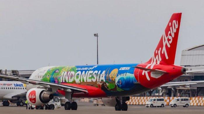 Tiket Traveling, Tiket Pesawat AirAsia Lewat Tiket.com, Diskon Rp 200 Ribu ke Semua Rute Domestik