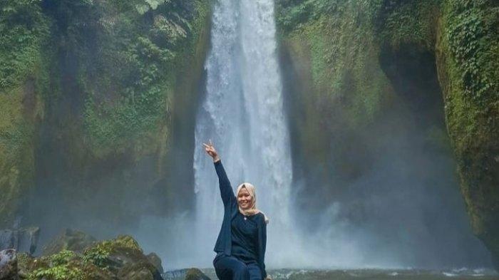 Wisata Air Terjun Dukun Betuah, Cocok Buat Tribunners Yang Suka Berpetualang