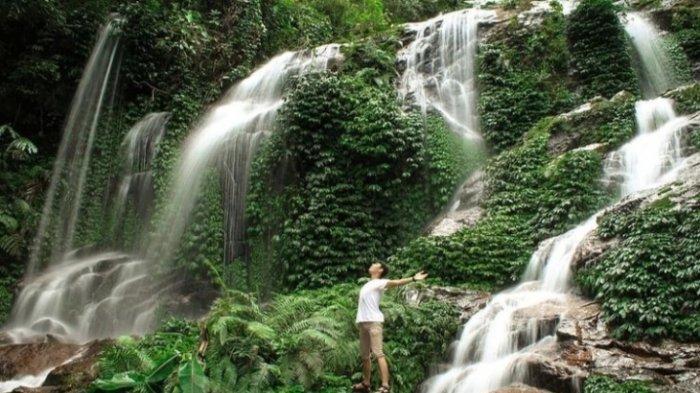 Lihat Keindahan Objek Wisata Air Terjun Talang Kemulun, Seperti Surga Tersembunyi di Kerinci