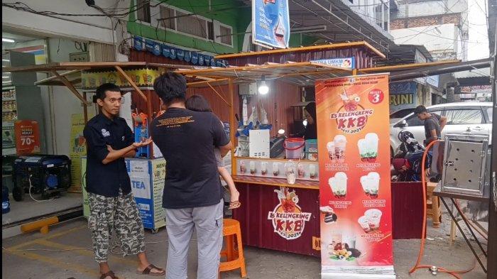 Nikmati Es Kelengkeng KKB, Sensasi Berbeda Dalam Menikmati Minuman Dingin