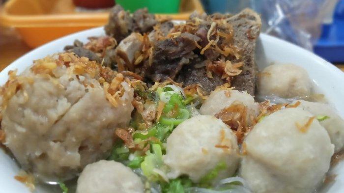 8 Tempat Makan Bakso di Kota Jambi Terkenal Enak, Ada Porsi 2 Kilogram dan Bakso Lobster