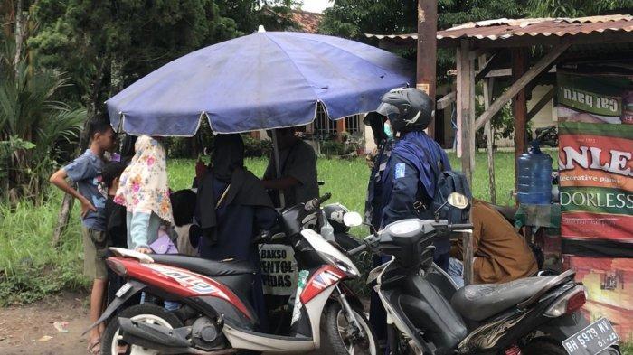 Kuliner Jambi, Cobain Bakso Pentol Pedas Junande, Rasa Pejabat Harga Merakyat Selalu Diserbu Warga