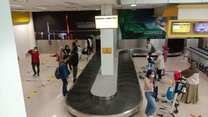 Larangan Mudik 2021, Penerbangan di Bandara Sultan Thaha Tetap Siaga Apabila Ada Status Emergency