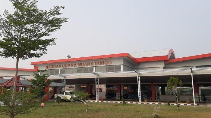 Kabar Baik, Bandara Bungo Beroperasi Kembali Rute Jambi- Jakarta
