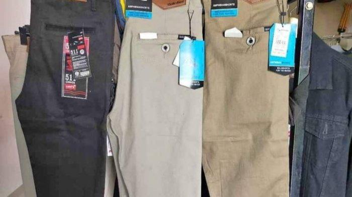 Belanja Hemat Dimasa Pendemi, Bisa Berburu Celana Rp 100 Ribu Buat Hari Raya Idul Fitri