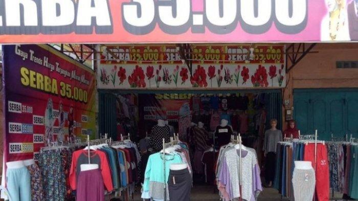 Belanja Serba Rp 35, Wisata Belanja di Kota Jambi, Buat Penuhi Perlengkapan Kebutuhan Lebaran Anda