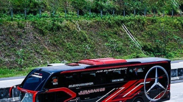 4 PO Pariwisata Ini Menyediakan Bus Yang Punya Fasilitas Mewah, Seperti Restoran Berjalan