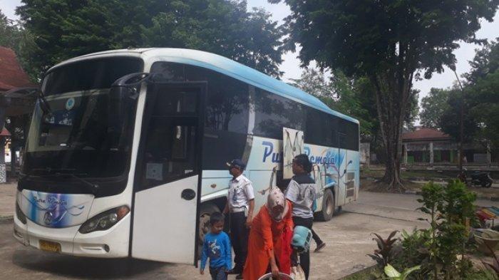 Traveller Dari Luar Kota Yang Mau Datang ke Jambi Bisa Lewat Darat Menumpang Bus AKAP, Ini Daftarnya