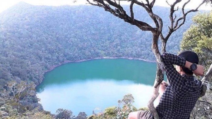 Danau Kumbang, Lihat Surga Tersembunyi di Provinsi Jambi Ini