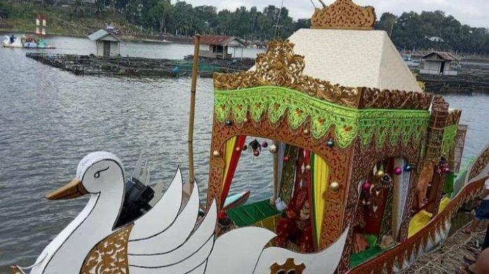 Danau Sipin Objek Wisata Kota Jambi Menarik, Cocok Isi akhir Pekan