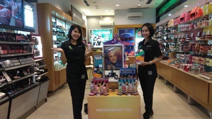 The Body Shop Jamtos, Produk Limited Edition Gift dan Limited Bodycare Promo hingga 30 persen