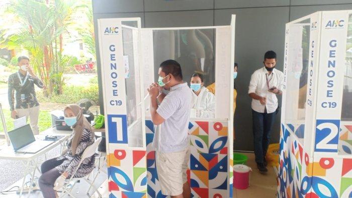 Layanan GeNose C-19 Tersedia di Bandara Sultan Thaha Jambi, Ketahui Hal Ini Sebelum Tes GeNose C-19