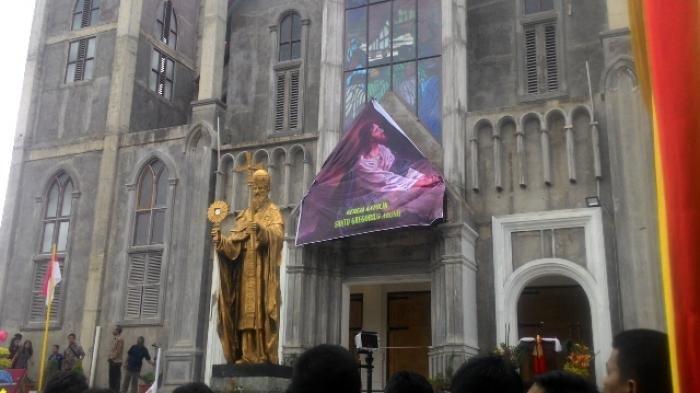 Info Penting, 8 Gereja di Kota Jambi Akan Rayakan Natal Dengan Cara Live Streaming