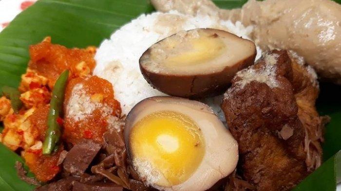 Jajal Sensasi Makan Gudeg, Ini 5 Tempat Makan Gudeg di Kota Jambi Tak Kalah Enak, Bisa Pesan Online