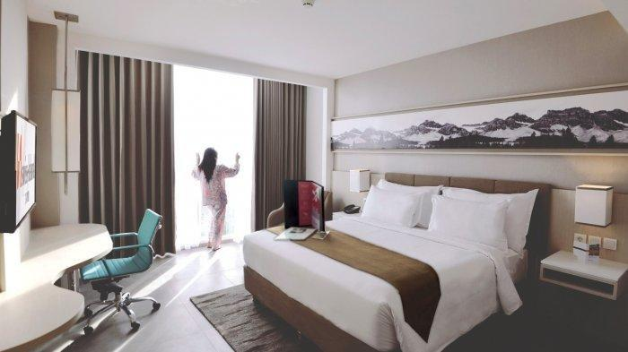 Pandemi, Hotel-Hotel di Jambi Tidak Menggelar Pesta Saat Perayaan Malam Tahun Baru 2021