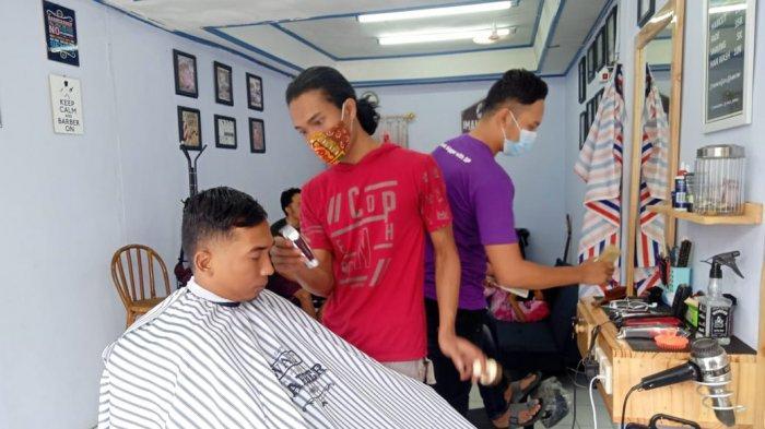 Promo Menarik di Imam Barber, Potong Rambut dan Bayar Suka-Suka, Sebelum Tanggal 30 April