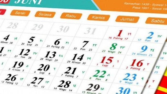 Terbaru, Muhammadiyah Tetapkan Lebaran Hari Raya Idul Fitri 1 Syawal 1442 H Pada 13 Mei 2021