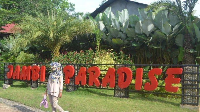 Selain Gunung Kerinci, Jambi Paradise Layak Disebut Surganya Kota Jambi