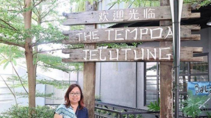Ada Pasar Hongkong, Pasarnya Warga Keturunan Tionghoa di Jambi
