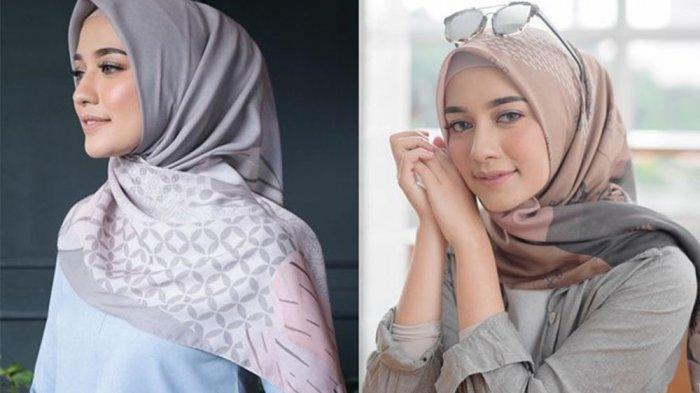 Perhatikan Penampilan, Tren Hijab 2021 dan Model Hijab, Ada Umama, Buttonscarves