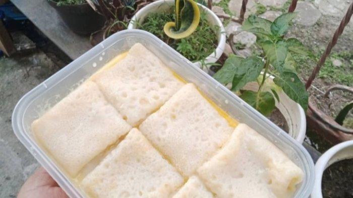 Kue Tradisional Khas Jambi, Joda Resap Berkuah Susu Jarang Diketahui, Cocok Lidah Anak Muda