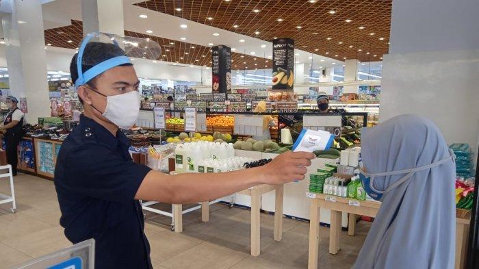 Rekomendasi WHO, Ini Tips Berbelanja Aman di Supermarket Saat Pandemi